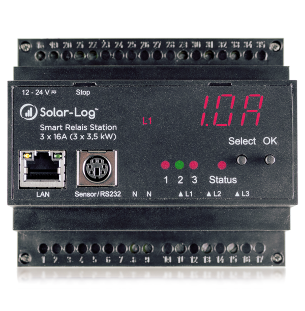 Smart Plugs & Relays for Solar-Log™ Devices