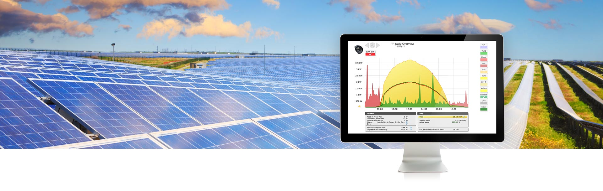 En solar log all round talent for photovoltaic publicscrutiny Image collections